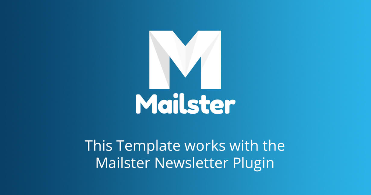 Skyline - Email Template for Mailster - 9