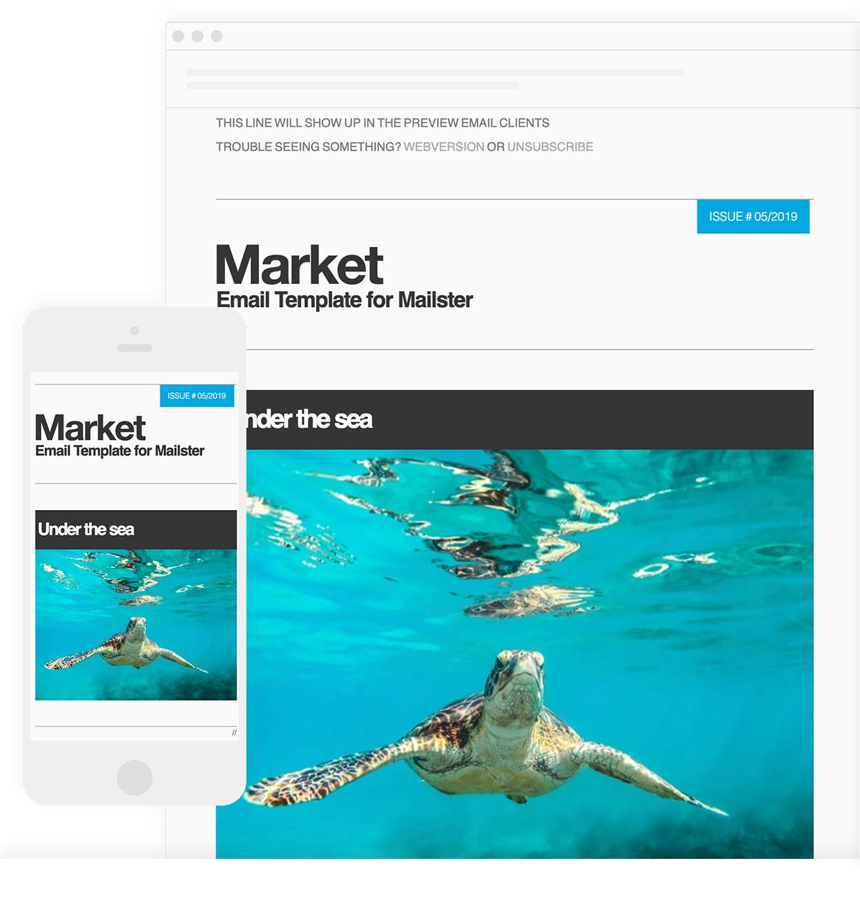 Market - Email Template for Mailster - 6